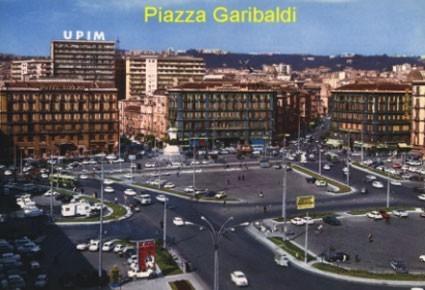 Mellas Blog Piazza Garibaldi Napoli